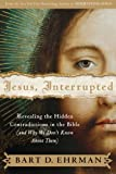 Front cover for the book Jesus Interrupted by Bart D. Ehrman