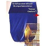 Sheer Guard Bird Cage Covers - Medium Size (Royal) by Sheer Guard