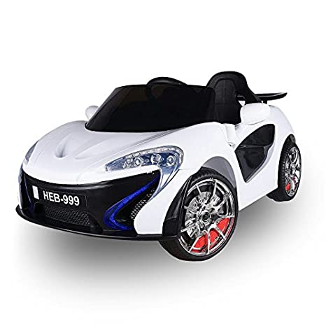 Buy Ride On Sports Car Meclaren Style Double Battery Double Motor
