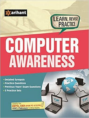 Objective Computer Awareness: Amazon in: Arihant Experts: Books