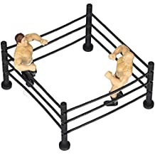 A Birthday Place Wrestlers and Wrestling Ring Cake Kit, Multicolor