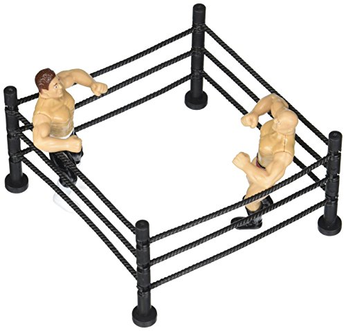 Amazoncom A Birthday Place Wrestlers and Wrestling Ring Cake Kit