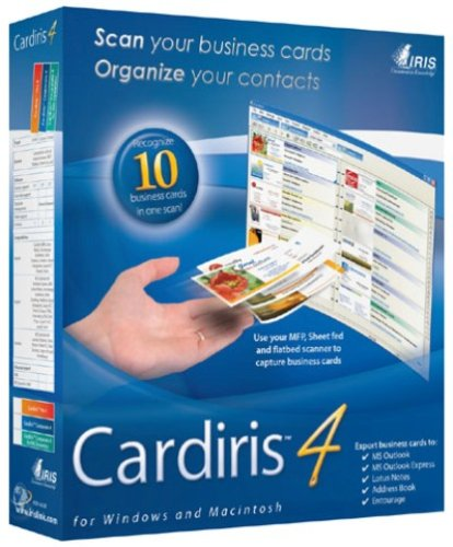 Cardiris Card Scanning Solution Version