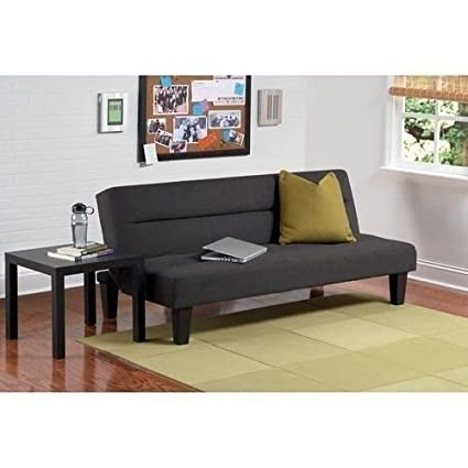 Amazon.com: Futon Sofa Bed Can Also Make a Great Piece of Home ...