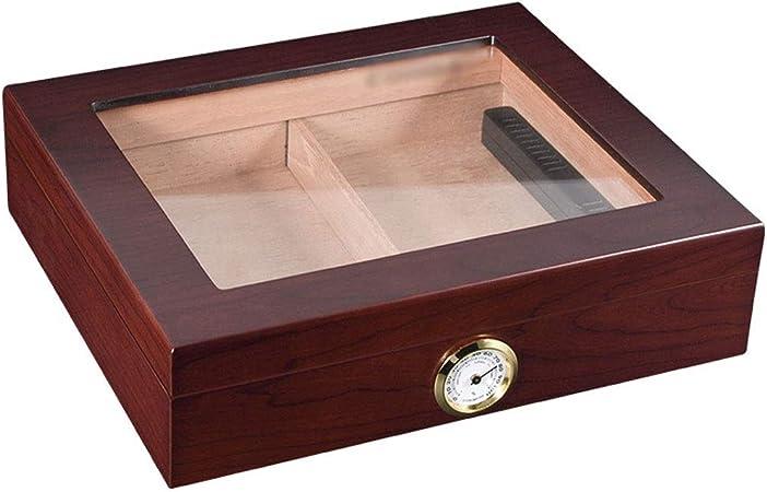 Love lamp Caja de cigarros de Madera de Cedro Cubano Caja ...