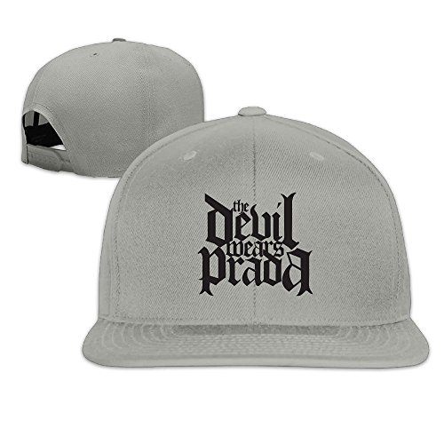 Unisex Cap Fashion Plain Adjustable The Devil Wears Prada Metalcore Band Baseball Hat Snapback - Snapback Prada