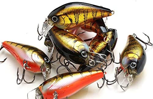 Lucky Craft LC 1.5-346 Chameleon Brown Craw