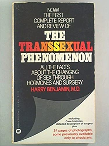 The transsexual phenomenon