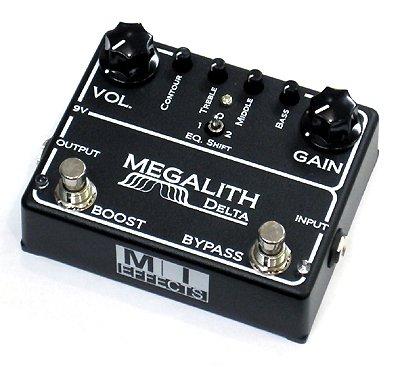 MI AUDIO ディストーション MEGALITH DELTA V2   B07BGVGFXY
