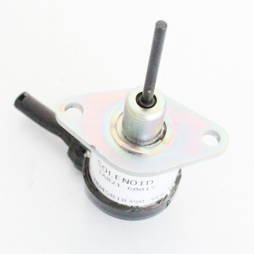 Holdwell Solenoide de parada de combustible 12 V para KUBOTA ...