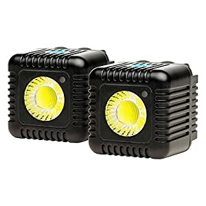 Lume Cube - Bluetooth LED Light (Two Pack - Black)