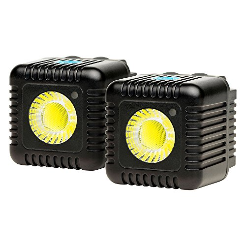 Lume Cube - Dual Pack (Black) by LUME CUBE