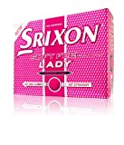 Srixon Ladies Soft Feel Golf Ball  (Passion Pink, 12pieces)