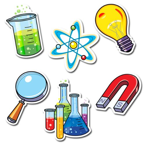 36 X Science Lab Picture Display Cards Cut Outs For Schools Large Amazoncouk Office Products