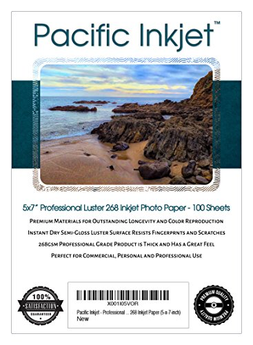 100 Semi Gloss Photo Paper - 6