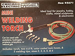 Chicago Electric Mini Welding Torch