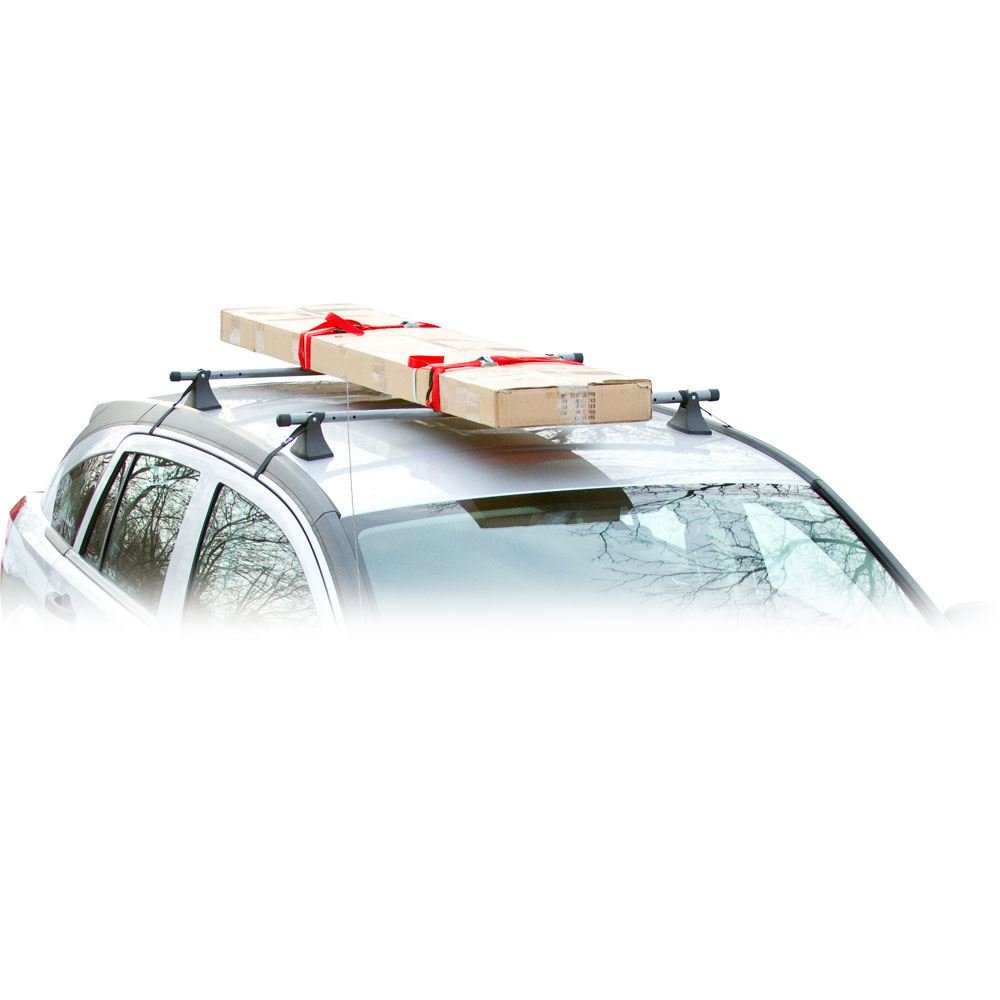 Apex RCB-3745-U Universal Strap-Attached Roof Crossbars