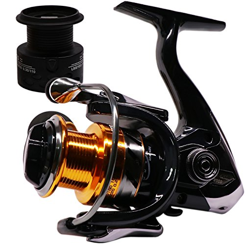 SUPERTHEO Fishing Reel Tackle Spinning Reels Saltwater Freshwater (STR3000)