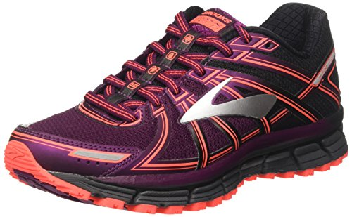 Beet Pickled Ginnastica Scarpe Adrenaline Brooks 14 Ebony Black Donna Nero da Asr qP7vTSx