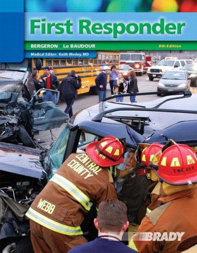 First Responder (8th Edition) by Pearson
