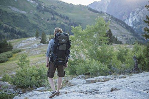TETON Sports Explorer 4000 Internal Frame Backpack  High-Performance  Backpack for Backpacking 9e3aa928cd87e