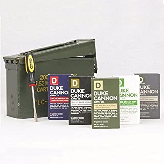 product image for Duke Cannon Ammo Can Gift Set Limited Edition US Military Field Box