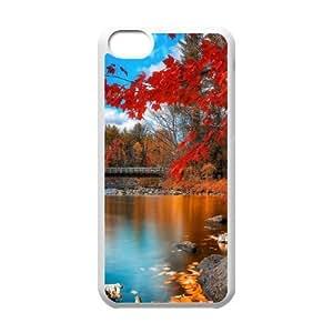 Submarine CHA3022337 Phone Back Case Customized Art Print Design Hard Shell Protection Iphone 5C