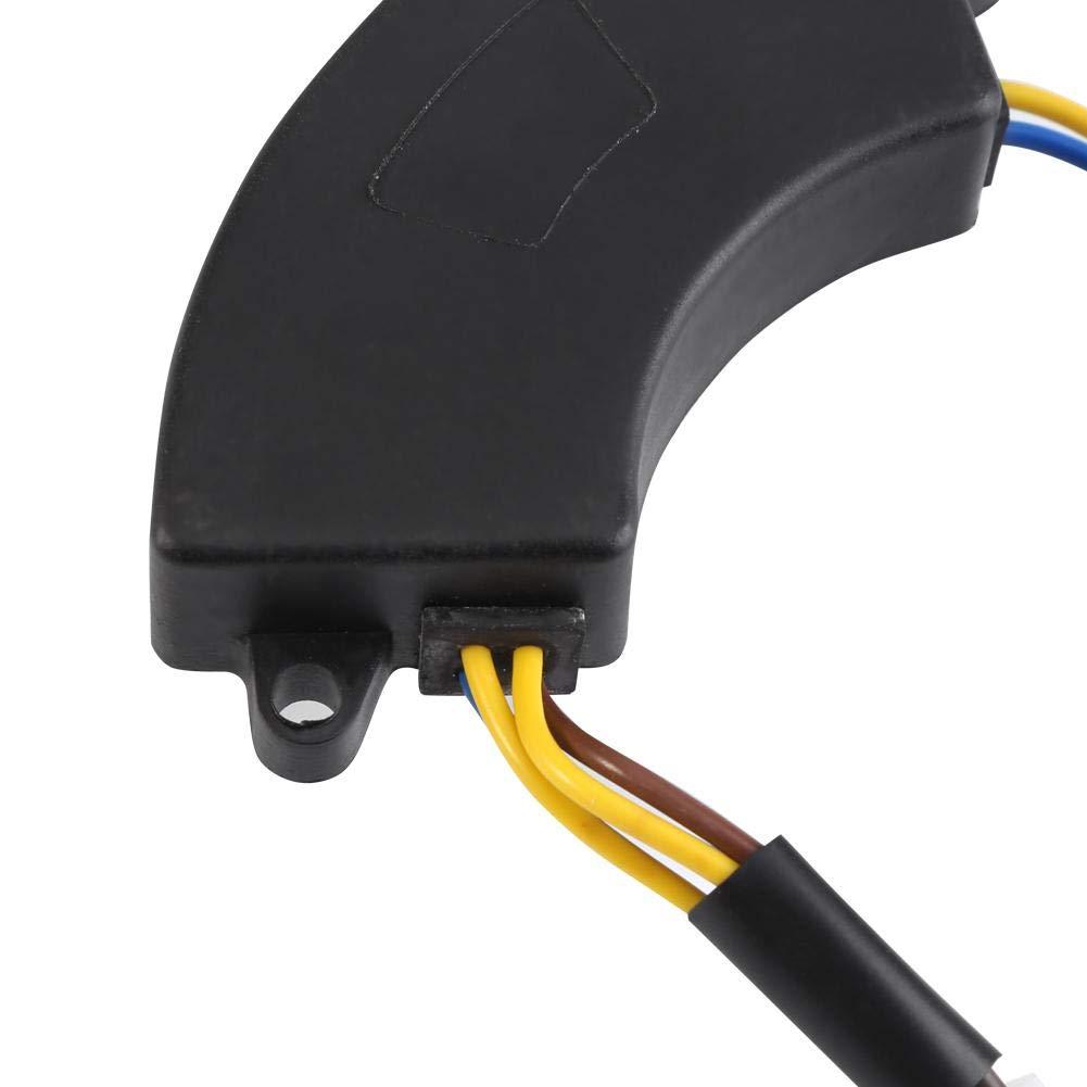bogenf/örmiger automatischer Spannungsregler AVR f/ür 2KW-3KW 168F Grundlegende elektronische Komponenten des Benzin-Stromgenerators Generator-Spannungsstabilisator Spannungsregler
