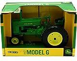 Tomy ERTL John Deere - Model G Farm Tractor (1947, 1:16, Green)