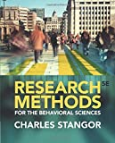 img - for Research Methods for the Behavioral Sciences by Charles Stangor (2014-01-21) book / textbook / text book