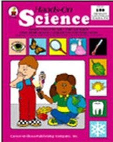 CARSON DELLOSA HANDS-ON SCIENCE GR. PREK-K