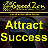 Attract Success Subliminal CD law of attraction messages binaural beats hemi sync