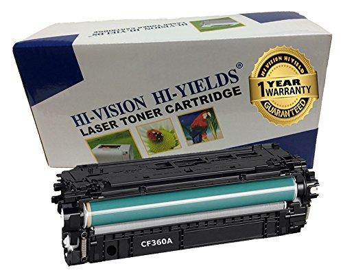 Toner Alternativo ( X1 ) Negro 508A CF360A M553dn M553n M577dn M577f M577Z 6000-Paginas