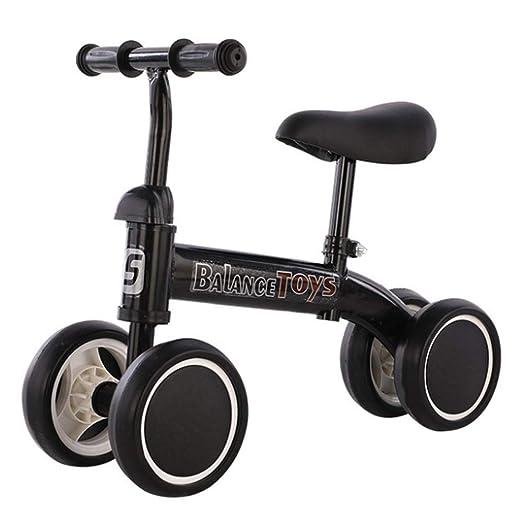 M-YN Bicicletas sin Pedales niños Bebé Bicicleta de Equilibrio 1 ...