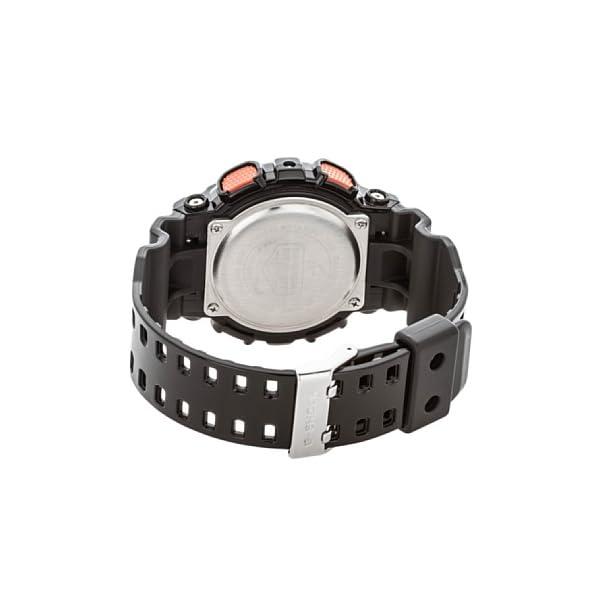 Casio GD-100HC-1E - Reloj Digital de Cuarzo para Hombre, Correa de Resina Color Negro 3