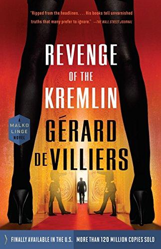 Revenge of the Kremlin (A Malko Linge Novel)