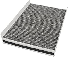 HIFROM Replace Cabin Air Filter Activated Charcoal Carbon Replace # 68012876AA 9068300318 LAK 307 for Dodge Sprinter 2500 3500 2007-2009; Mercedes-Benz Sprinter 2500 3500 2010-2015