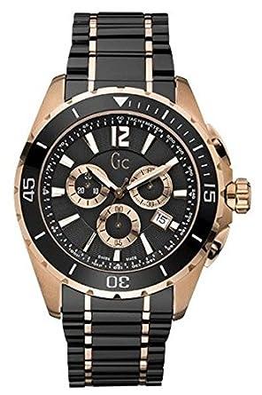 gc mens sport class xxl black ceramic chrono x76004g2s amazon co gc mens sport class xxl black ceramic chrono x76004g2s