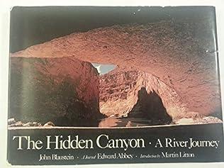 book cover of The Hidden Canyon