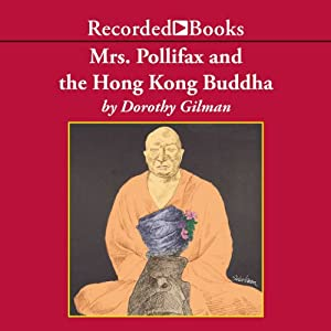Mrs. Pollifax and the Hong Kong Buddha Hörbuch