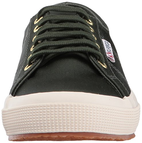 Satin Military Gold Superga Women's 2750 Sneaker Fashion AqSZEf