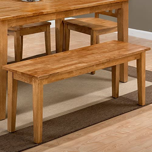 Jofran Simplicity Wood Kitchen Bench
