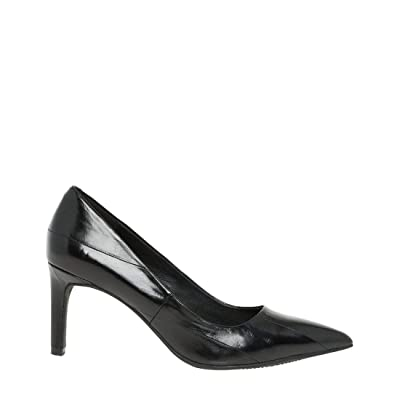 LE CHÂTEAU Pointy Toe Leather Pump | Pumps
