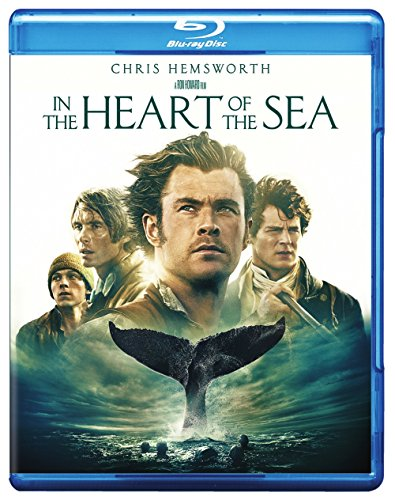 Blu-ray : In the Heart of the Sea (With DVD, Ultraviolet Digital Copy, Full Frame, Digitally Mastered in HD, )