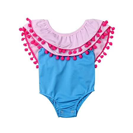 migliori marche promozione speciale negozio online HUXINFEI Bambino Costume da Bagno ins Bambini Tuta Baby Ragazza ...