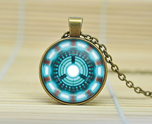 Sunshine day iron man arc reactor necklace iron man arc reactor sunshine day iron man arc reactor necklace iron man arc reactor jewelry iron man arc reactor aloadofball Image collections