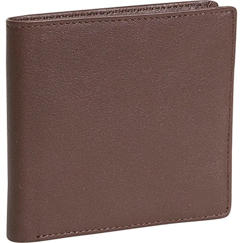 Royce Leather Hipster Wallet - Coco