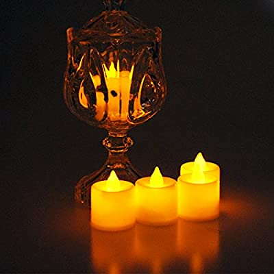 Midafon LED Flameless Votive Candles Parent
