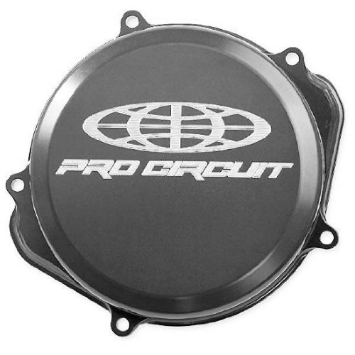 Pro Circuit CCH04250F T-6 Billet Clutch Cover ()