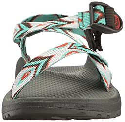 Chaco Women\'s Zcloud Sport Sandal, Feathered Night, 9 M US
